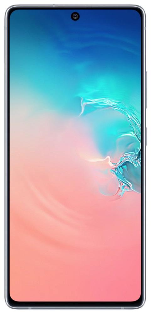 Смартфон Samsung G770 Galaxy S10 Lite 6/128Gb White фото