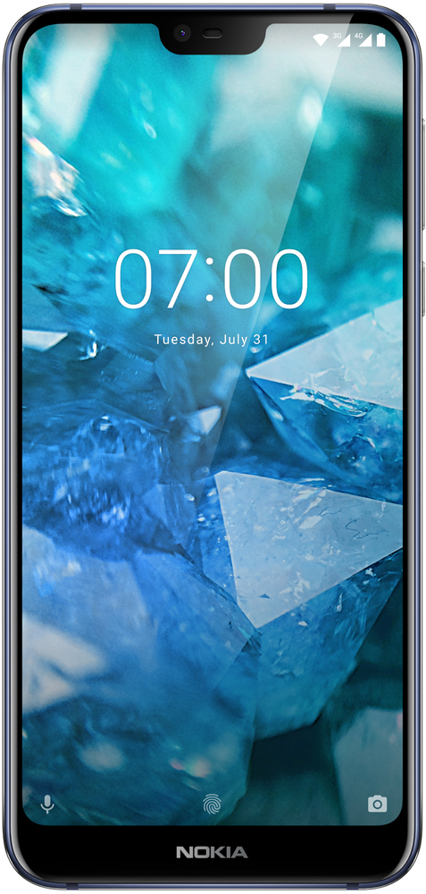 Смартфон Nokia 7.1 32Gb Blue