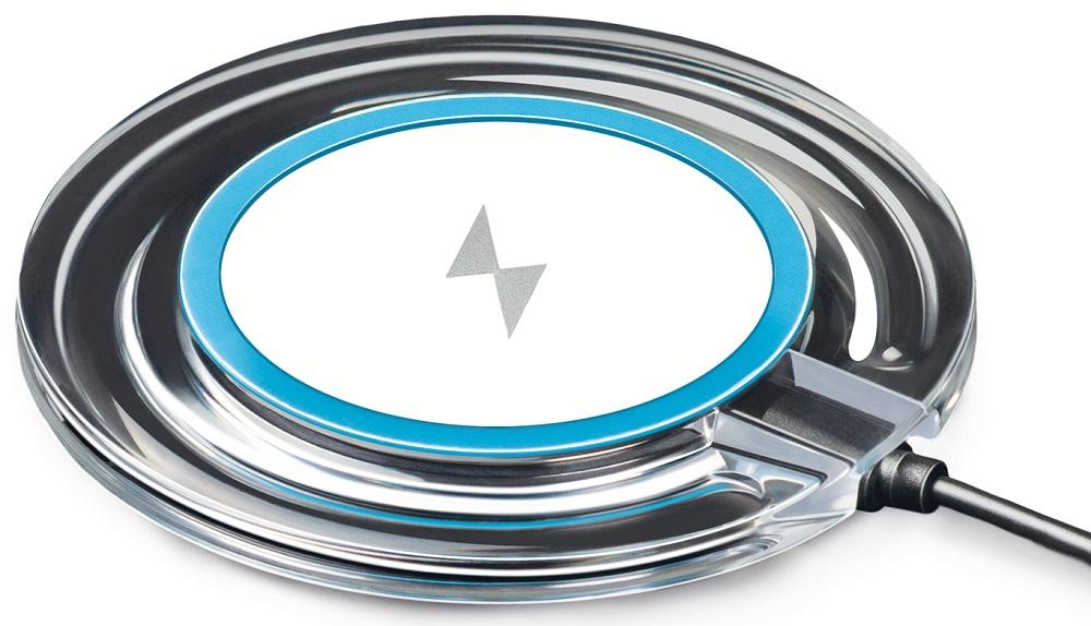 Фото - Беспроводное зарядное устройство Akai CH-6W01 5W White беспроводное зарядное устройство belkin f8m747bt 5w black
