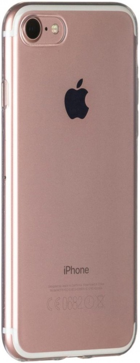 цена Клип-кейс Takeit Slim iPhone 6S/7 прозрачный