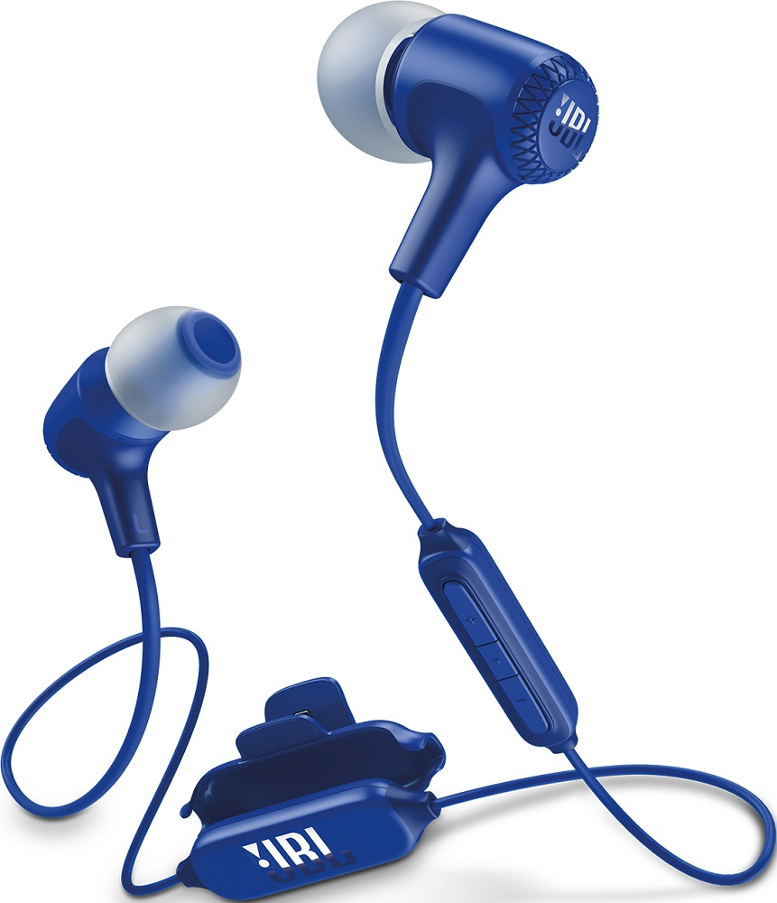 Беспроводные наушники JBL Bluetooth E25BT blue наушники беспроводные с микрофоном jbl e25bt white