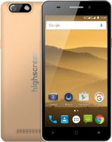 фото Смартфон Highscreen Power Five Evo LTE Dual sim gold