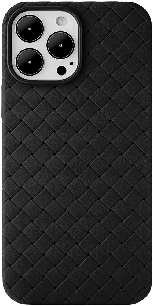 Клип-кейс uBear iPhone 13 pro max Twist Case Black