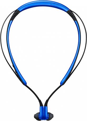 Беспроводные наушники с микрофоном Samsung Level U EO-BG920BLEGRU Blue наушники с микрофоном monster isport achieve blue 137093 00