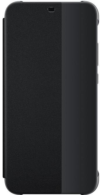 Чехол-книжка Huawei для P20 Lite black аксессуар чехол для huawei p20 lite neypo brilliant silicone light blue crystals nbrl4496