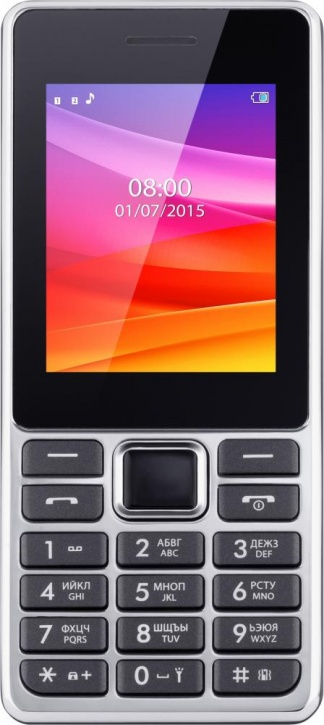 Мобильный телефон Vertex D514 Dual sim Black