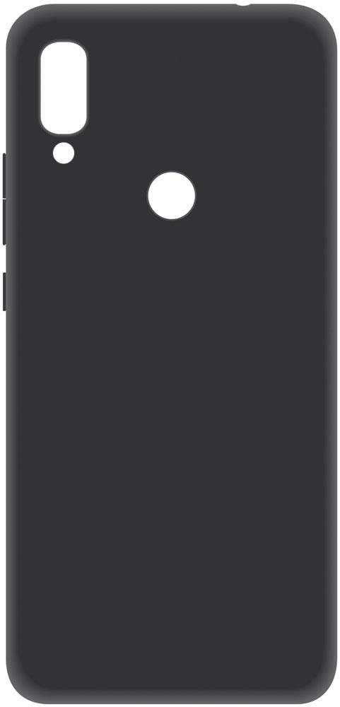 Клип-кейс LuxCase, Xiaomi Redmi 7 силикон Black