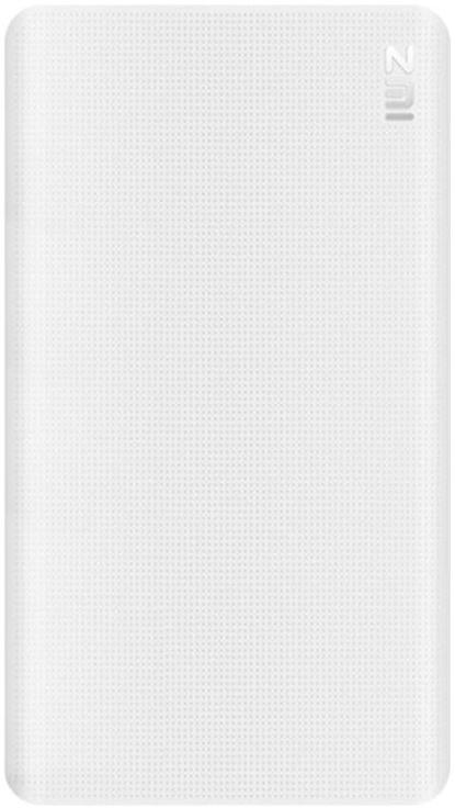 Внешний аккумулятор Xiaomi ZMI 5000 mAh Quick Charge 2.0 QB805 White аккумулятор globusgps gl pb9 5000 mah