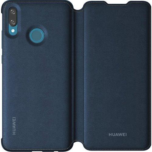 Чехол-книжка Huawei для P Smart 2019 Blue (51992895) makibes m88 smart band blue
