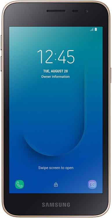 Смартфон Samsung J260 Galaxy J2 Core 1/8Gb Gold смартфон