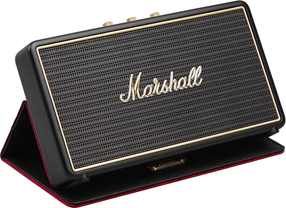 лучшая цена Портативная акустическая система Marshall Stockwell black