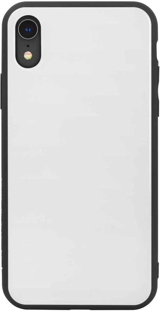 Клип-кейс Hardiz Apple iPhone XR Glass White аксессуар чехол для apple iphone xr hardiz glass case white hrd811700
