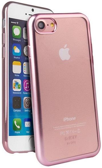 Клип-кейс Uniq Glacier Frost для iPhone 7 Rose Gold