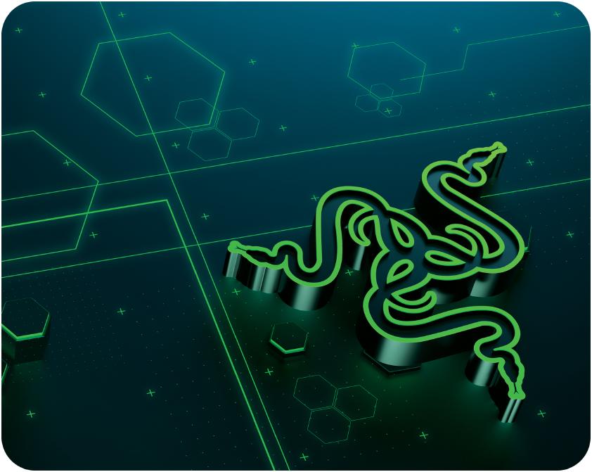 Коврик Razer Goliathus Mobile Small игровой Black/Green