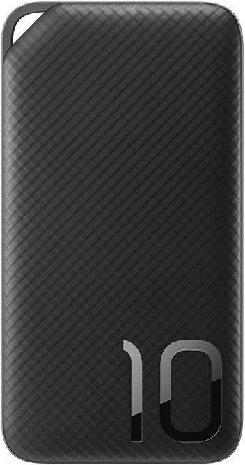 Внешний аккумулятор Honor AP08Q 10000mAh с поддержкой SuperCharge QC 2.0 Black цена и фото