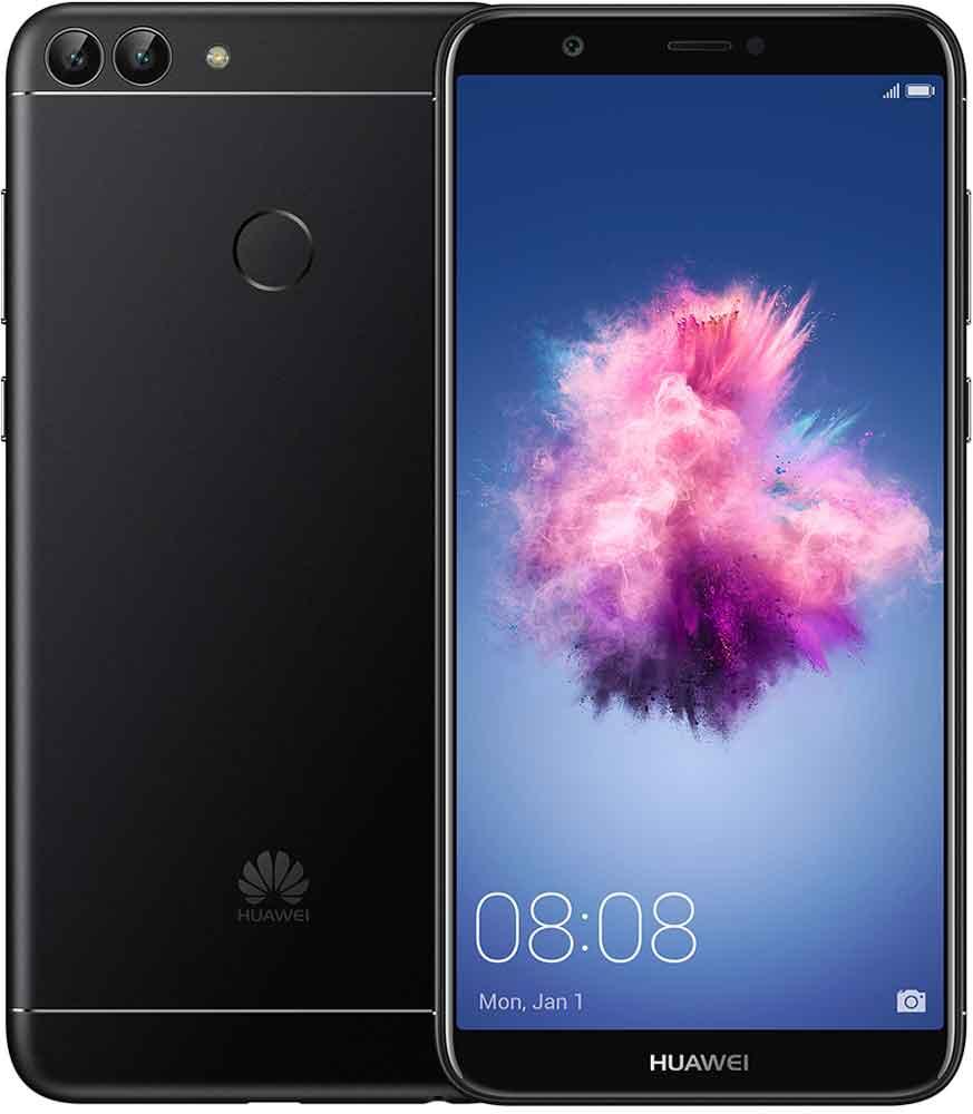 Фото - Смартфон Huawei P Smart 32Gb Black фото