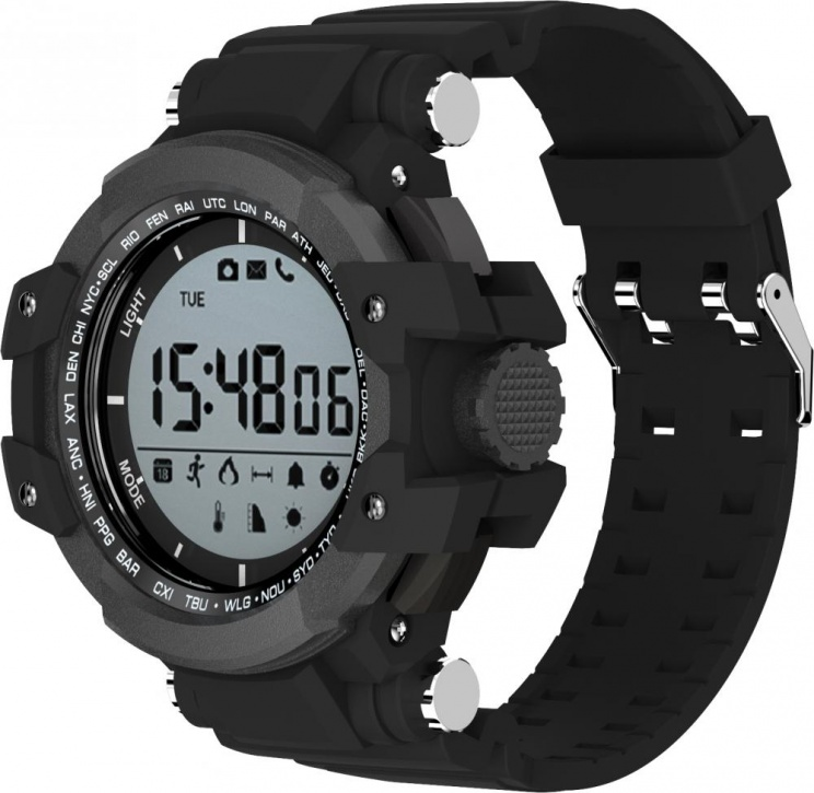 Часы Jet Sport SW-3 Black фото