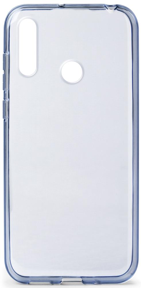 Клип-кейс Gresso Honor 10i прозрачный Blue цена и фото