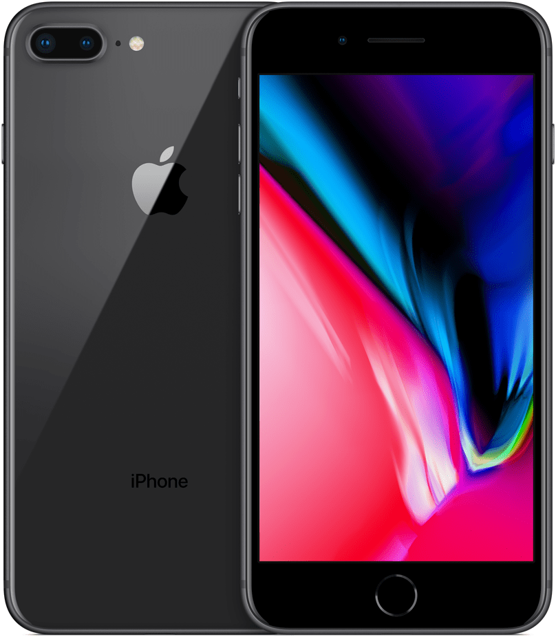 Смартфон Apple iPhone 8 Plus 128Gb Space Gray (Серый Космос)
