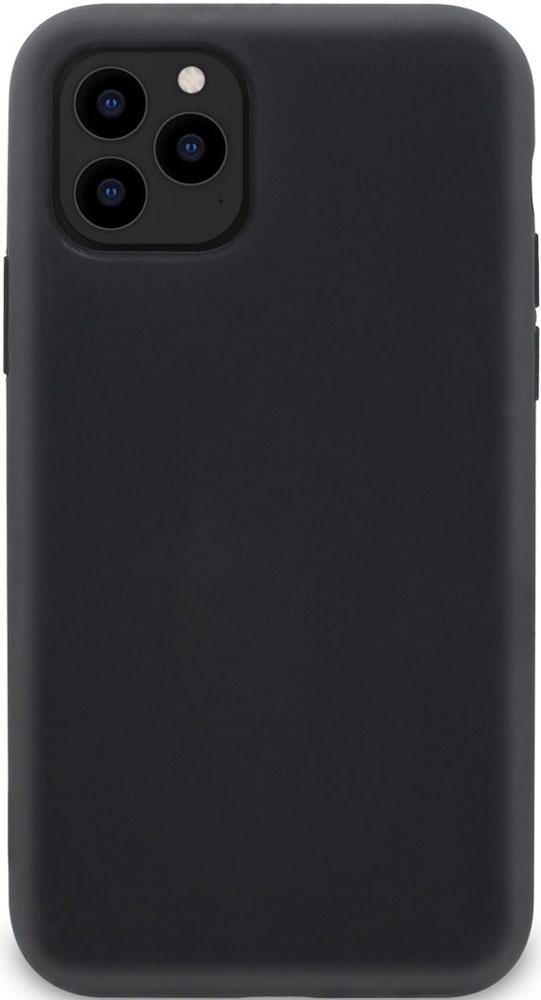 Клип-кейс DYP Gum iPhone 11 Pro liquid силикон Black фото