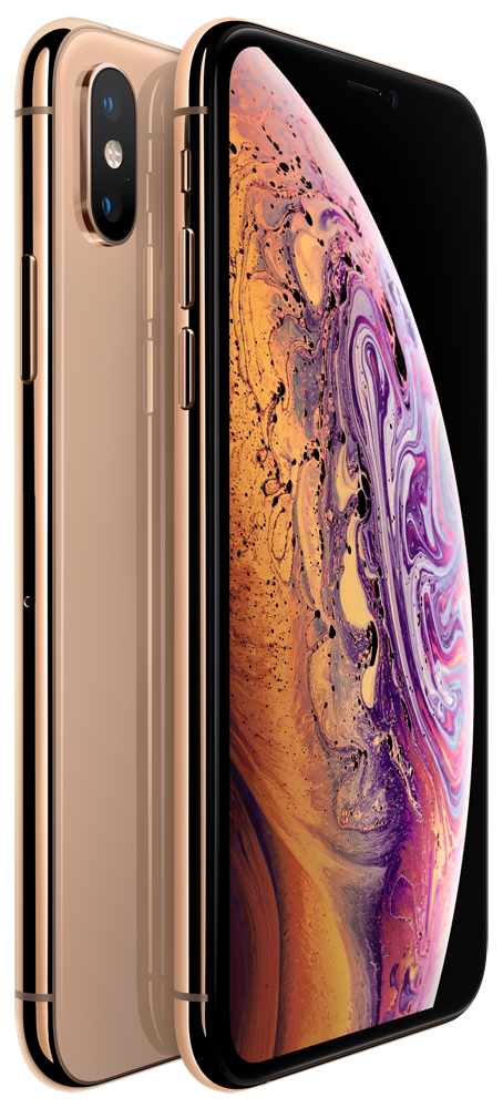 Купить со скидкой Смартфон Apple iPhone XS 64Gb Gold (Золотой)