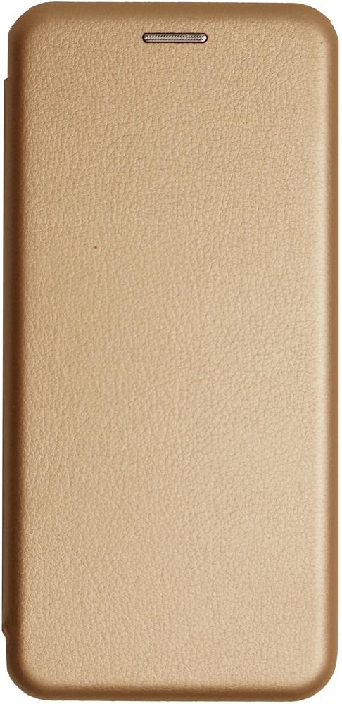 Чехол-книжка OxyFashion Shell Huawei P Smart Gold
