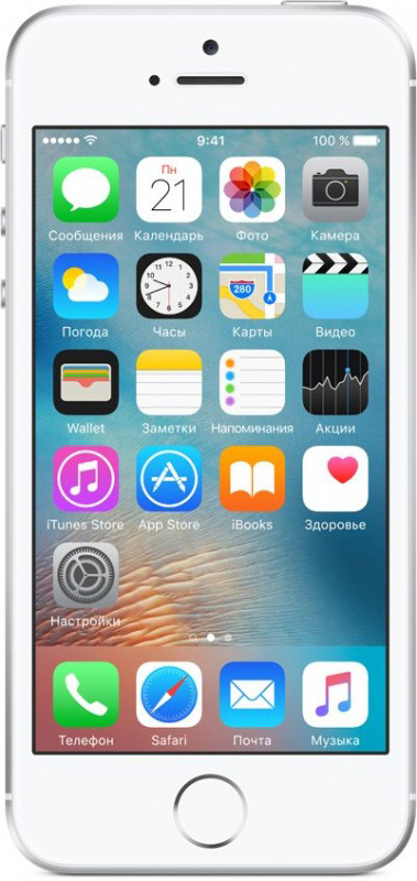 Смартфон Apple iPhone SE 32 Gb Silver