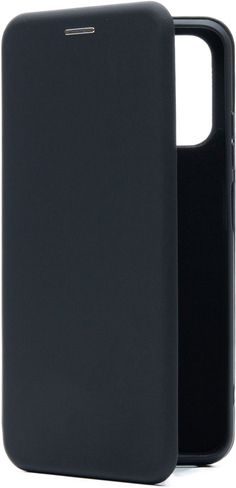 Чехол-книжка Borasco Xiaomi Redmi Note 10 ShellCase Black