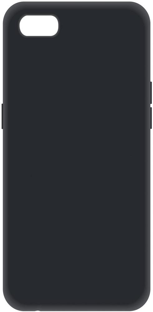 Клип-кейс LuxCase Oppo A1k силикон Black