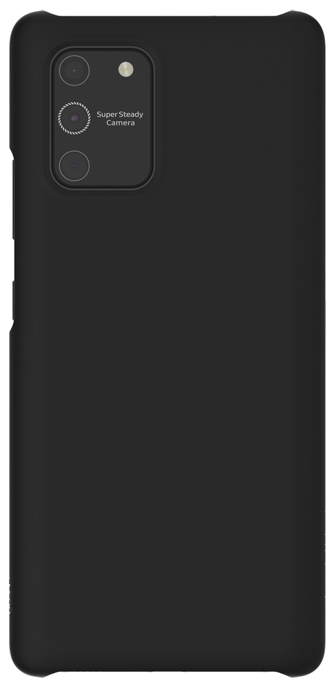 Клип-кейс WITS Samsung Galaxy S10 Lite Black (GP-FPG770WSABR) фото