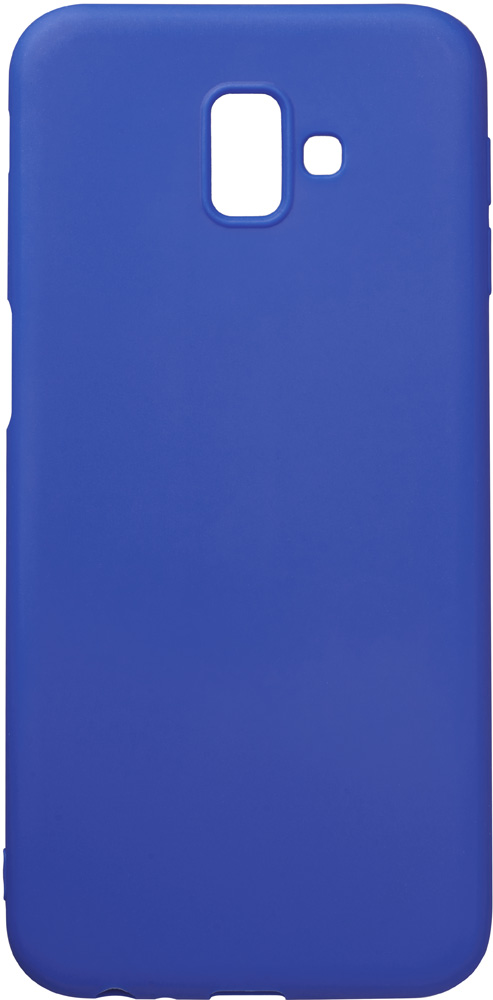 Клип-кейс Deppa Samsung Galaxy J6 Plus TPU Blue клип кейс deppa samsung galaxy j6 plus tpu прозрачный