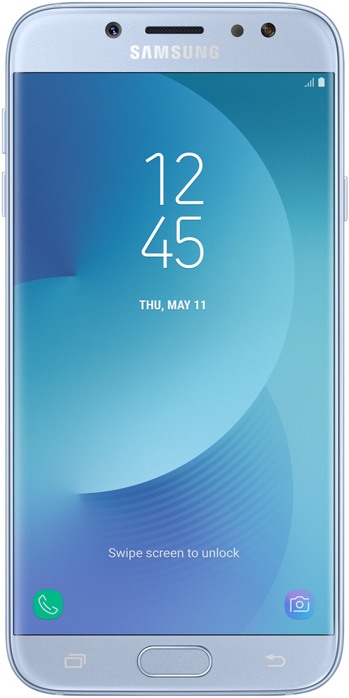Смартфон Samsung Galaxy J7 (2017) J730 Blue Silver