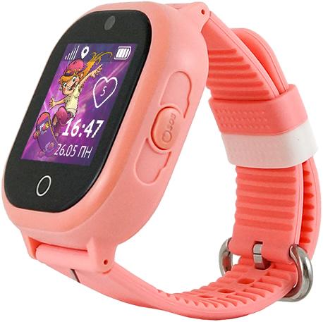 Детские часы Кнопка Жизни Aimoto Ocean Pink кнопка жизни aimoto ocean light blue умные часы