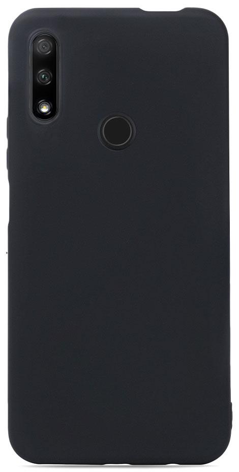 Клип-кейс Gresso Honor 9X Premium силикон Black цена и фото