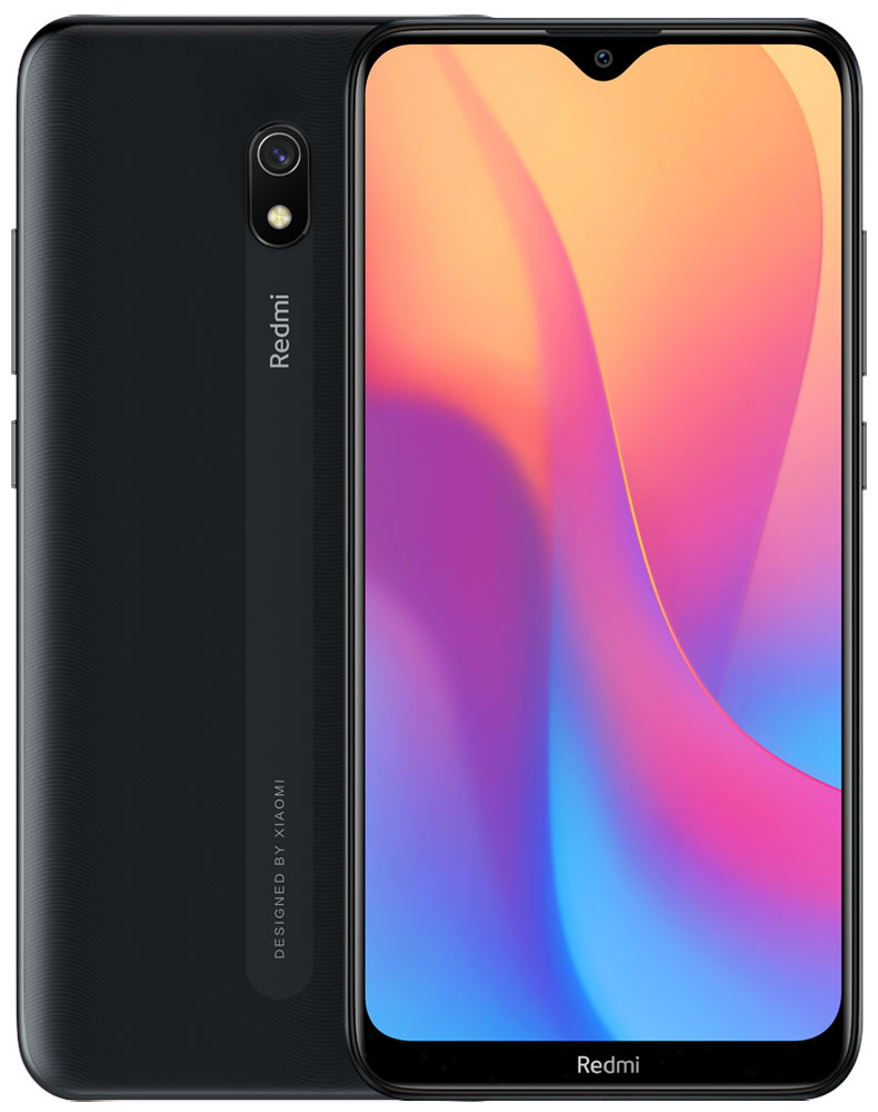 Смартфон Xiaomi Redmi 8A 2/32Gb Black фото