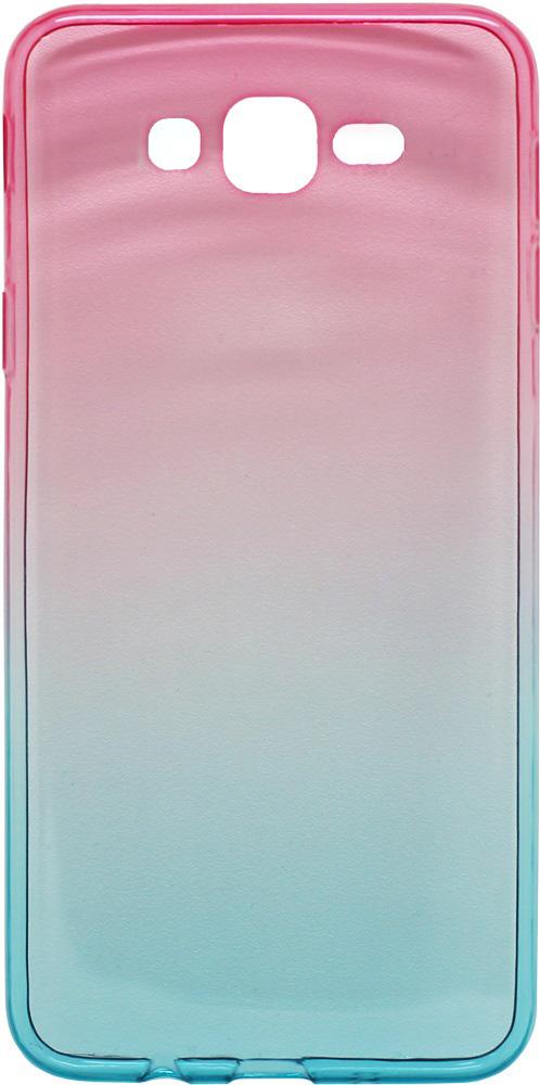Клип-кейс RedLine Crystal для Samsung Galaxy J2 Prime градиент-радуга стоимость
