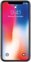 фото Смартфон Apple iPhone X 256GB Серый Космос