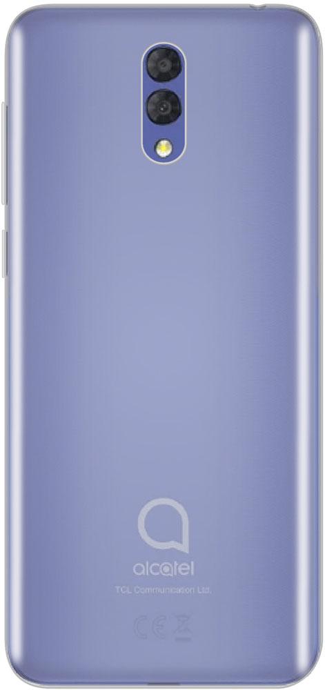 Клип-кейс LuxCase Alcatel 3L прозрачный цены онлайн