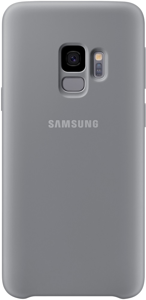 цена Клип-кейс Samsung Galaxy S9 Silicone Cover Grey