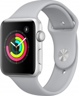 Часы Apple Watch Series 3 42 мм (MQL02RU/A)