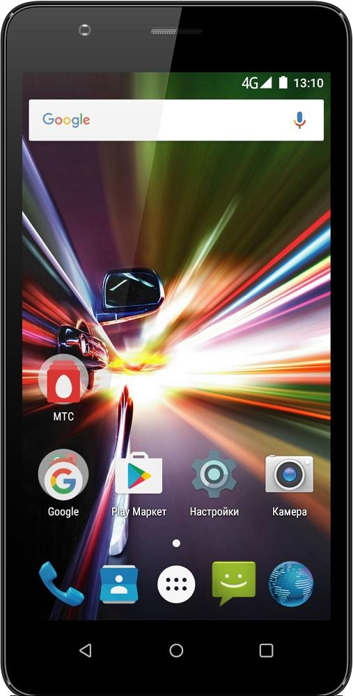 Смартфон МТС Smart Surf 2 4G Black