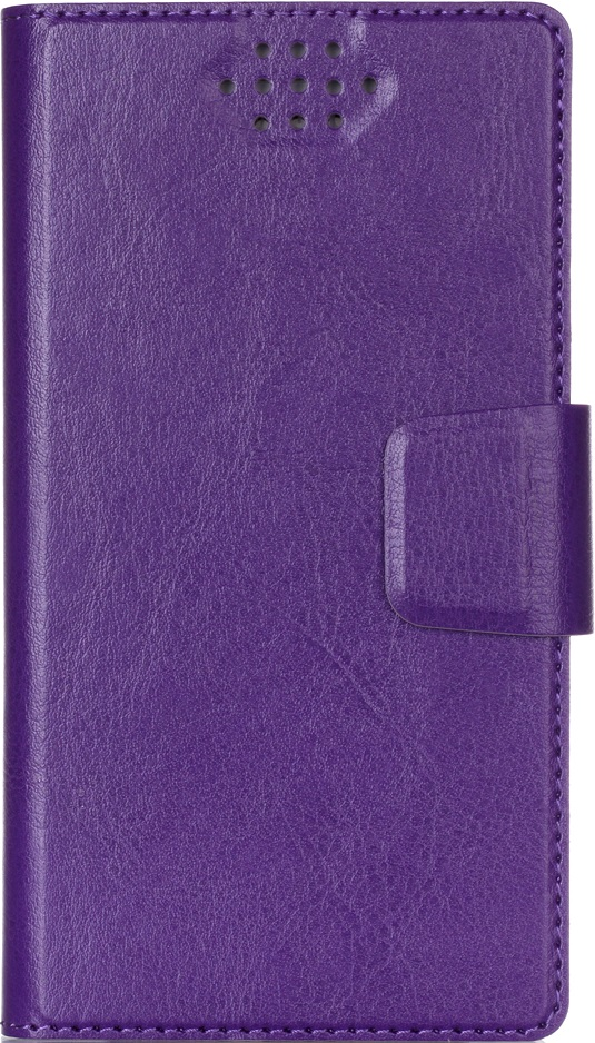 Чехол-книжка Vili универсальный размер M 4,3-5,5 Purple майка morera 35480m purple m синий 44 46 размер