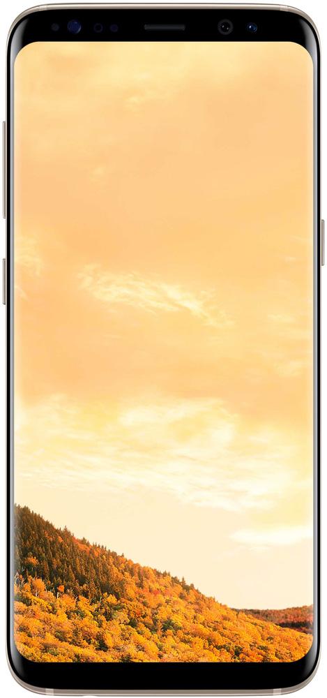 Смартфон Samsung Galaxy S8 Gold