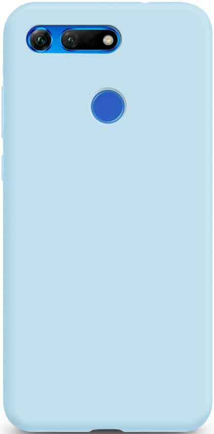 Клип-кейс Gresso Honor View 20 Light Blue клип кейс gresso air для honor 8x прозрачный