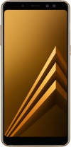фото Смартфон Samsung A730 Galaxy A8 Plus (2018 Edition) Gold