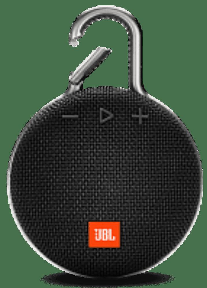 Портативная акустическая система JBL Clip 3 Black цена и фото