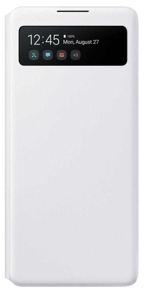 Чехол-книжка Samsung S10 Lite EF-EG770P White (EF-EG770PWEGRU)