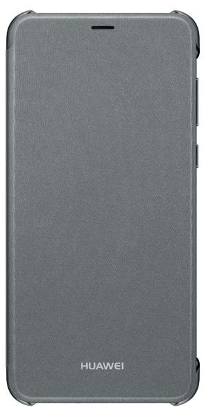 Чехол-книжка Huawei для P Smart black (51992274) аксессуар чехол для huawei p smart neypo brilliant silicone black crystals nbrl4679