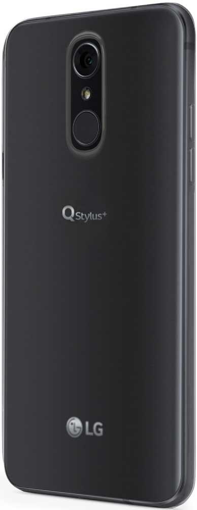 Клип-кейс Vipe Color LG Q Stylus Plus прозрачный цена и фото