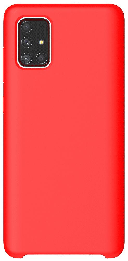 Клип-кейс Araree Samsung Galaxy A71 Typoskin Red (GP-FPA715KDBRR) фото